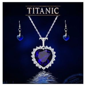 Jewelry - 🆕Exquisite Titanic Necklace & Earrings